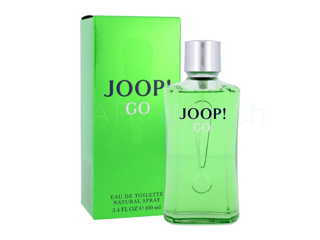 best choice utterly stylish later JOOP! Go Eau de Toilette - Parfimo.ch